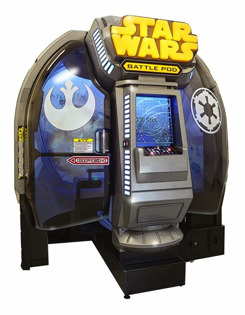 Star Wars Battle Pod 500X644