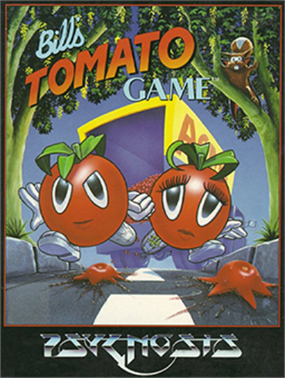 Bills Tomato Game Coverart