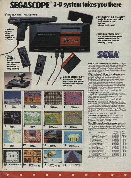 Sega Scope 02