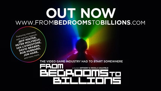 Poster Frombedroomstobillions