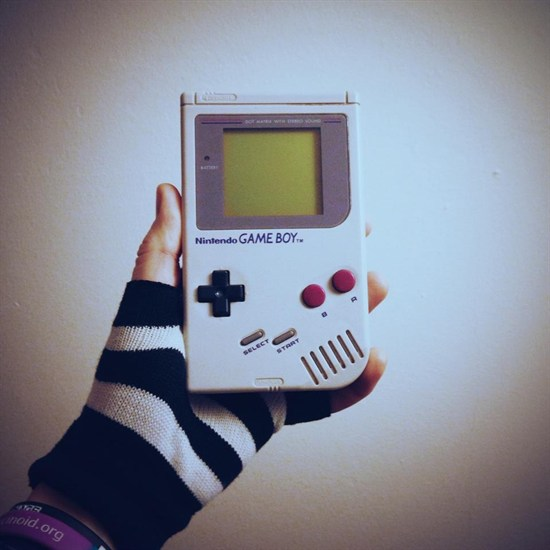 Gameboy Nintendo Retrogaming