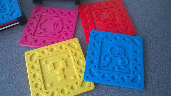 Retrogaming Coasters3low