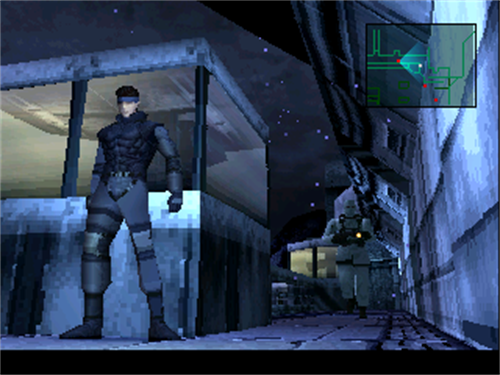 Mgs Metalgearsolid Stealth