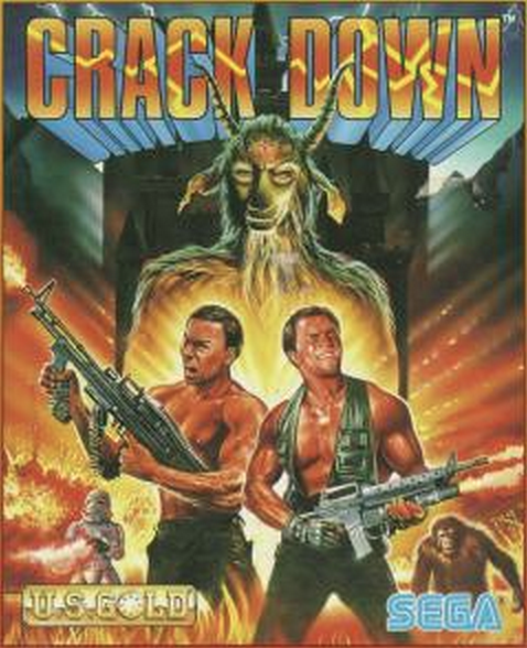 Crackdown Thumb