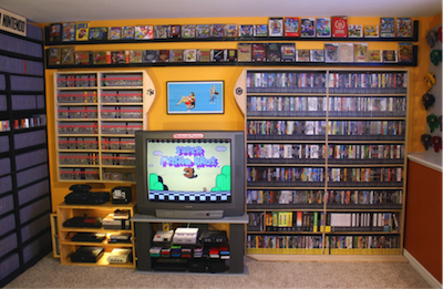 Collection Retrogaming