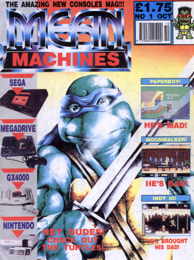 1328172733 Mean Machines Issue 01 1990 10 Www Pdfmagazines Org 1