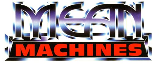 Mean Machines Logo
