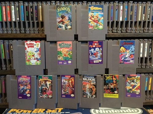 So? Between adult game nes think