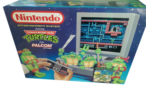 Nes Turtles