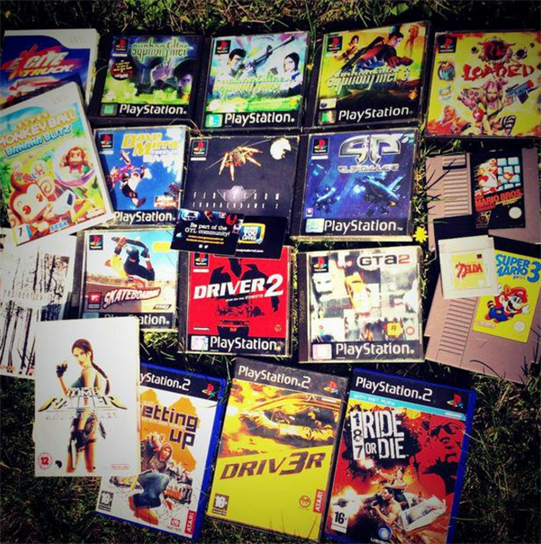 Retro Game Collecting3