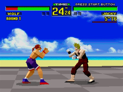 90888 Virtua Fighter 32X 2