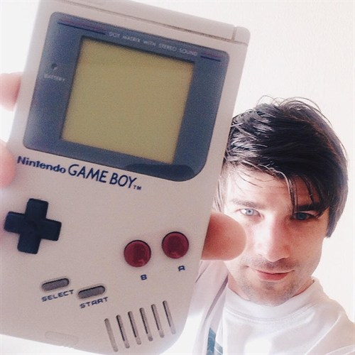 Me And Gameboy