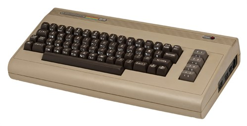 Commodore 64 Computer 1