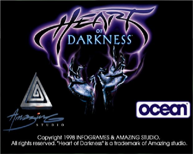 Heart Of Darkness Gamesyouloved