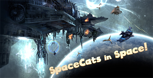 Spacecats In Space 1