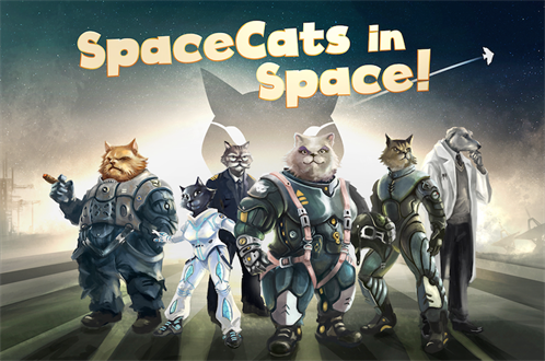 Spacecats In Space 3
