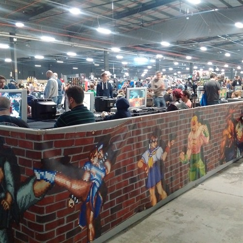 Play Expo Manchester 2016 Retrogaming 4