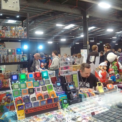 Play Expo Manchester 2016 Retrogaming 5