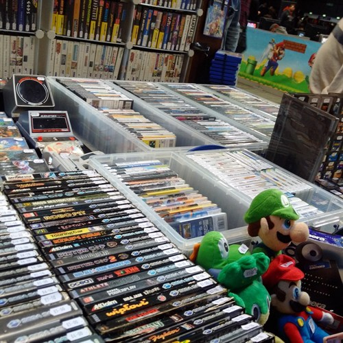 Play Expo Manchester 2016 Retrogaming 6