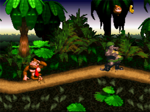 Donkey Kong Country 1 10