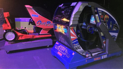 07 Outrun After Burner