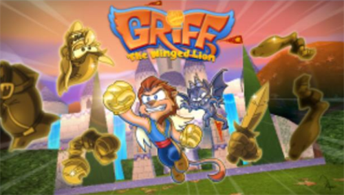 Griff The Winged Lion 5