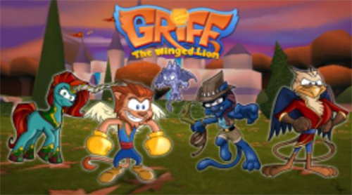 Griff The Winged Lion 3