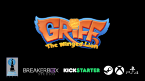 Griff The Winged Lion