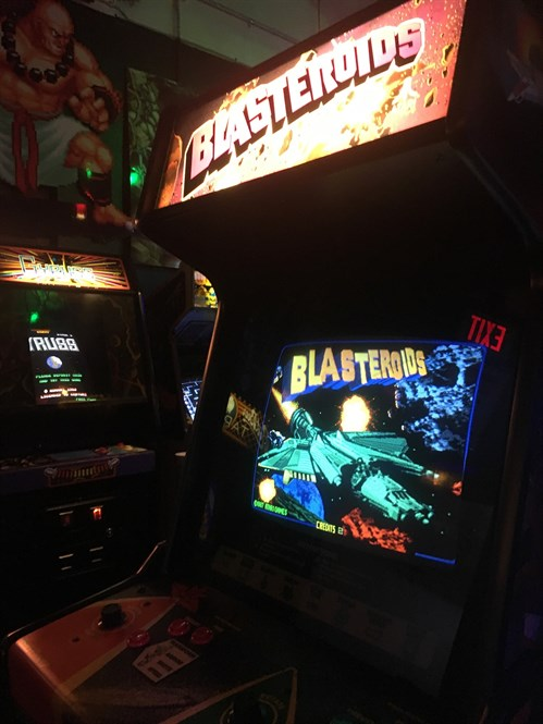 Player 1 Arcade Video Game Bar 1