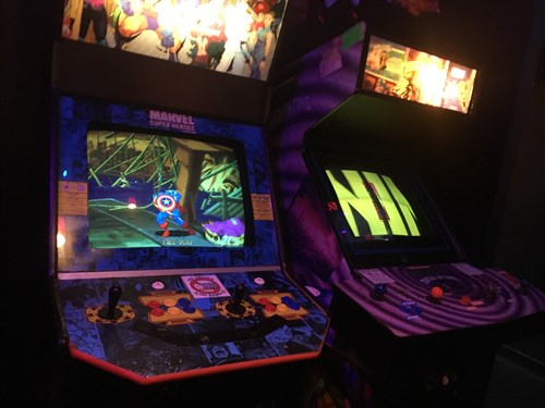 Player 1 Arcade Video Game Bar 5
