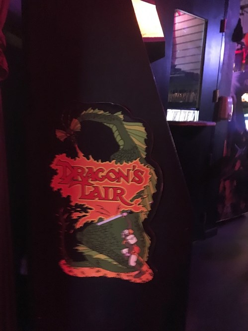 Player 1 Arcade Video Game Bar