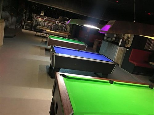 LVL1 Pool Tables
