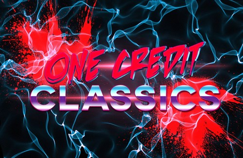 One Credit Classics Wide Banner