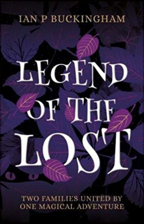 Legends Of The Lost Book Cover