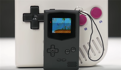 Unboxing The Worlds Smallest WORKING Gameboy 4