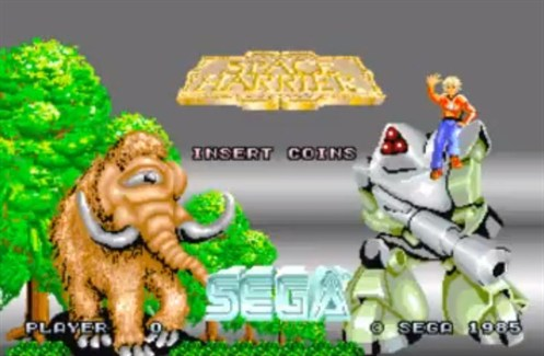 Space Harrier1 1