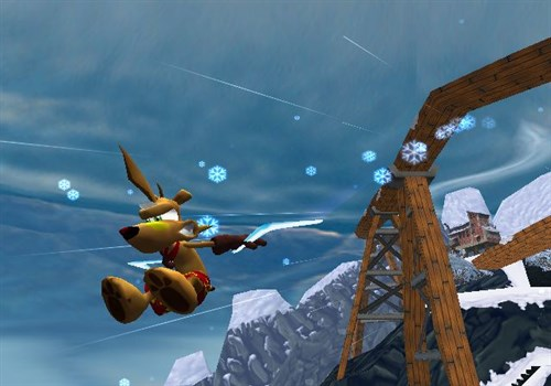 57554 Ty The Tasmanian Tiger Screenshot