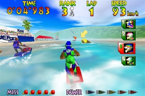 6410 Ingame Wave Race 64