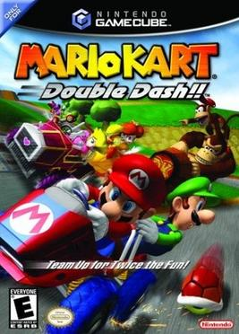 Mario Kart Double Dash Cover