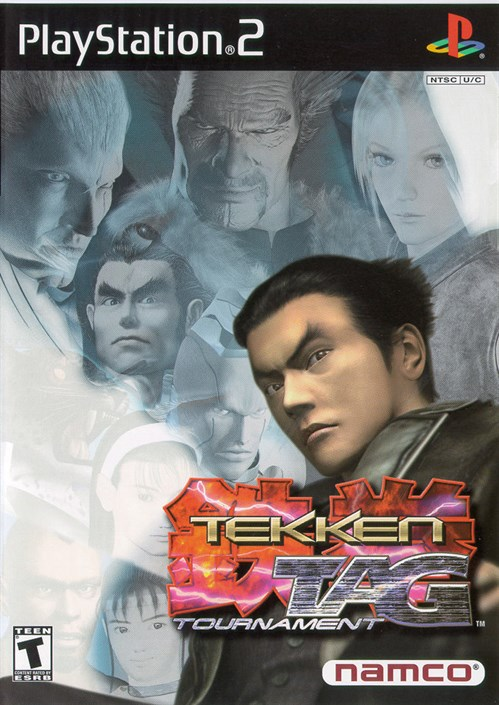 Ekken Tag Tournament Playstation 2