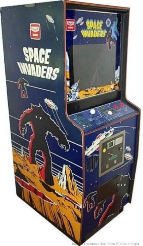 Space Invaders Arcade Taito