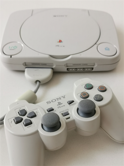 Psone Console Gamesyouloved