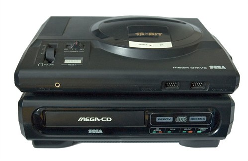 Mega CD Small